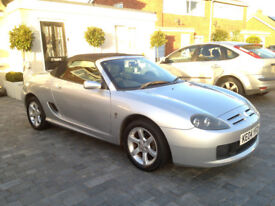 MG TF 1.8 (135bhp) 2004 LOW MILEAGE > Only 40,000 genuine miles. Great condition inside and out.