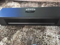 Sonos sound system equipment