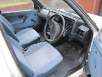 Golf mk2 Ideal for project or to restore