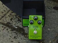 MXR Carbon Copy Bright delay pedal