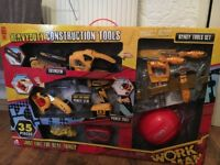 Surprise your baby with this big Lanard Construction toy set only in 35GBP . It is new and not used.
