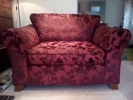 Mark's and Spencers small sofa