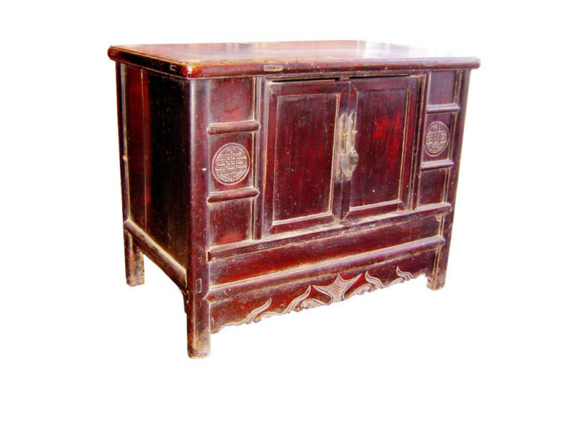 Antique Chinese Ming Sideboard (3009), Zelkova Wood, Circa 1800-1849