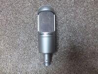 Audio Technica AT3035 Studio Microphone