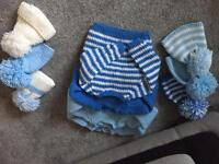 Hand knitted bundle