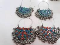 Indian ethics earrings