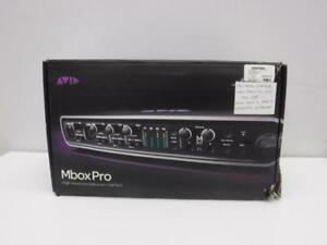 Avid MBox Pro Audio Interface. We Sell Used Pro Audio. 30592 CH616431