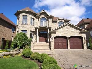 1 399 000$ - Maison 2 étages à vendre à Saint-Laurent