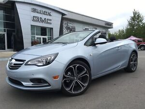 2016 Buick Cascada Premium Leather|Navigation|Remote Start|Backu