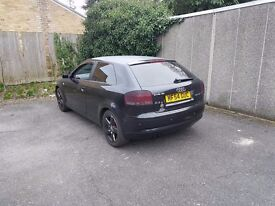 Audi A3 2.0 TDI Special condition/ swap with something 5 doors