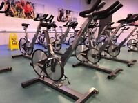 3rd Generation Keiser M3 Bikes x 39 Perfect Condition