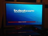 TV 42 inches , no HD but is very good