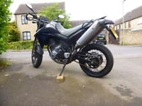 Well looked after Yamaha XT660X supermoto