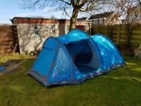 Vango Ark plus 4man tent