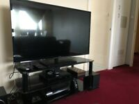 """50"""" PANASONIC LED TV with Stand (Collection Only)"""