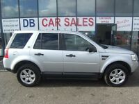 2010 10 LAND ROVER FREELANDER 2.2 TD4 GS 5D AUTO 159 BHP ** GUARANTEED FINANCE ** PART EX WELCOME **