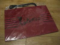 Jean Paul Gaultier Kokorico designer gift / shopping bag - Sealed, new