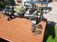 Drummond Round Bed lathe (working)
