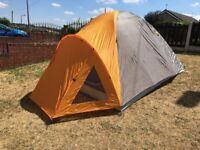 Adventureridge 3 Man Tent. Very Good Clean Condition. 200 head