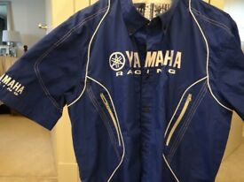 Yamaha Paddock Technical Gear Shirt XXL - Brand New