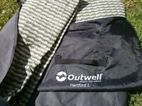 outwell hartford L tent carpet