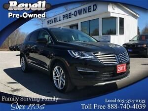 2017 Lincoln MKC AWD  *1-Owner ONLY 9K Reserve & Tech PKG