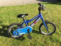 Ridgeback MC14 kids bicycle