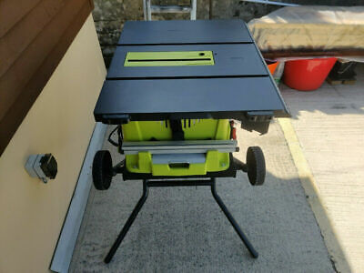Ryobi Rts1800ef Table Saw