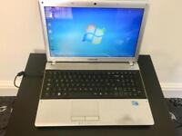 i3 4GB Ram Fast Samsung HD Laptop 320GB,Window10,Microsoft office,Ready,Excellent condition