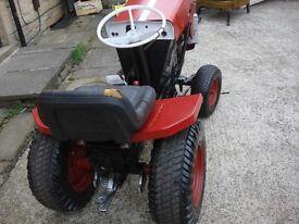 tractor bolens 1250 full working honda engine 296cc ready to go