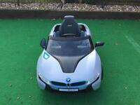 BMW i8 Spyder Kids