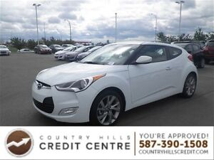 2016 Hyundai Veloster VELOSTER - 3DR alloy wheels bluetooth fun