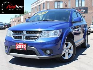 2012 Dodge Journey SXT V6 Accident Free-Bluetooth