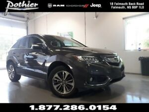 2016 Acura RDX Base w/Elite Package | LEATHER | SUNROOF | HEATED