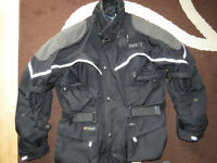 Imet Motorcycle Touring Jacket Large