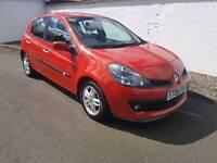 Renault Clio dynamique vvt automatic years mot excellent condition low miles