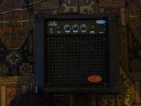 MINI GUITAR AMP, NEW, STAGG, 20watts
