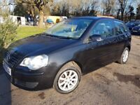 56 REG VW POLO 1.4 SE 3 DOOR MANUAL PETROL 107K WITH F/S/H IN EXCELLENT CONDITION