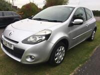 Renault Clio 1.5 DCI BARGAIN 12 PLATE **30 DAY ENGINE AND GEARBOX WARRANTY**