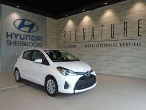 2015 Toyota Yaris LE / AIR CLIMATISÉ + BLUETOOTH