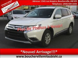 2017 Mitsubishi Outlander ES*4x4, AIR CLIM, BLUETOOTH*