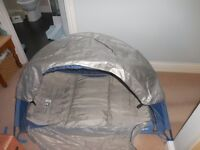 Littlelife arc2 travel cot, plus additional sunshade