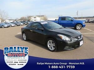 2010 Nissan Altima S! EXT Warranty! Alloy! Sunroof! Heated!