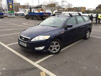 2009 FORD MONDEO ESTATE 2.0L DIESEL IN EXCELLENT CONDITION WITH MOT