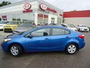 2014 Kia Forte 1.8L LX / NOT A RENTAL / *AUTO* Cambridge Kitchener Area image 3