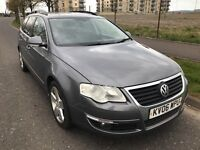 2006 PASSAT ESTATE 2.0 TDI SPORT