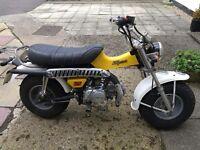 Skyteam T Rex 125 retro bike
