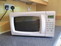 Microwave as new for sale in Bedminster - collection only