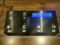 Peak FCB4X programmable MIDI foot controller - as new