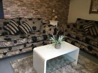 DFS two 3 seaters Sofa / ex con / can deliver